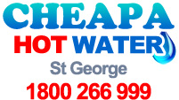 Hot Water St George