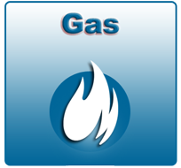gas hot water st george