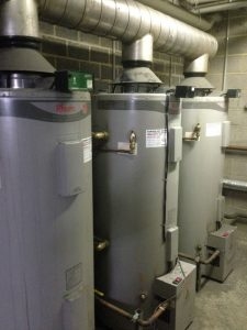 commerical hot water st george